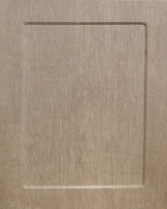 Classic Shaker Door with Vintage Oak Natural Finish