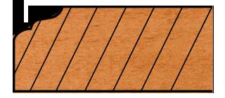 H2 Edge Profile