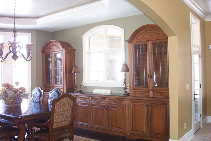 Traditional stained
