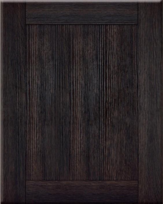 Anta Door with Carbone Finish