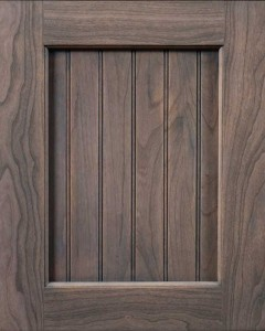 Boardwalk Door Style with Morning Mist Stain on Cherry Wood