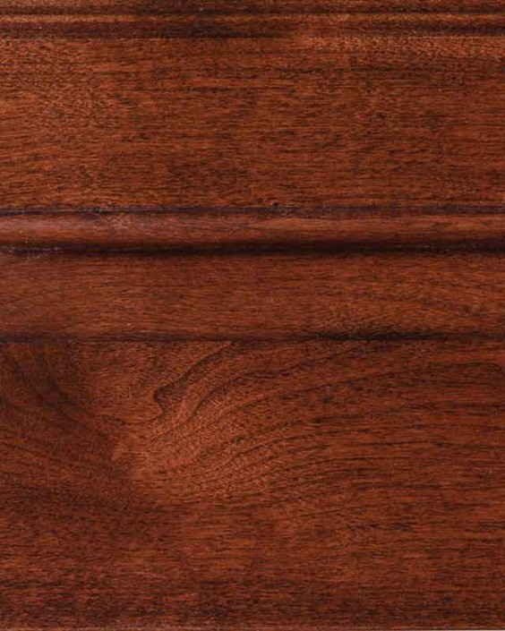 Cordovan Stain on Cherry or Alder Wood