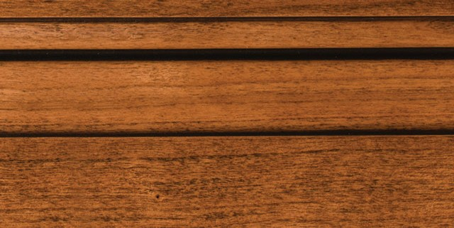 Colonial with Bold Coffee Shadow on Cherry Alder