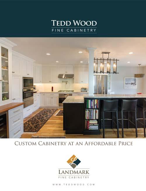 Lovely Tedd Wood Custom Cabinetry Brochure. Landmark Fine Cabinetry Brochure