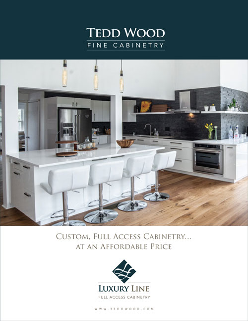 Luxury Line Full Access Cabinetry Brochure
