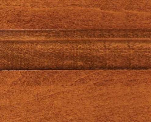 Acorn Stain on Maple Wood
