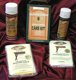 Premium Kitchen Cabinet Care Kit