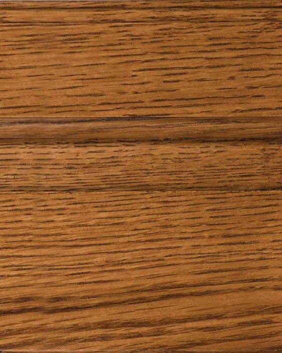 Colonial Stain on Quarter Sawn White Oak Wood