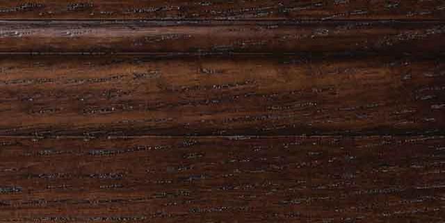 Espresso Stain on Quarter Sawn White Oak Wood