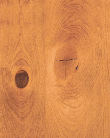 Rustic Cherry Wood Species