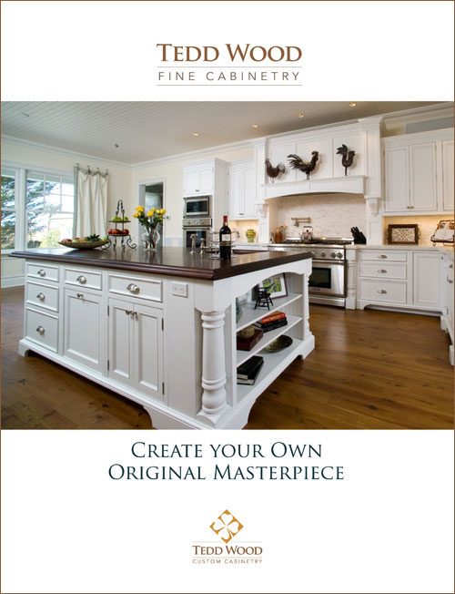 Tedd Wood Custom Cabinetry Brochure