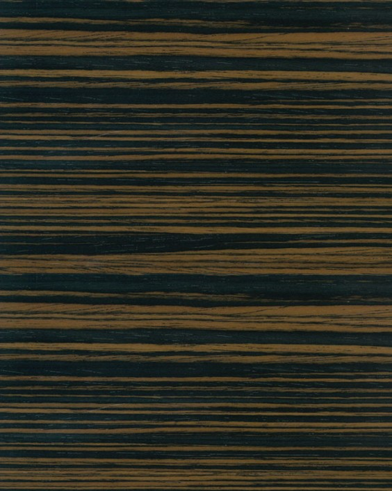 Vogue Rounded Rail Amazon Ebony Horizontal Grain