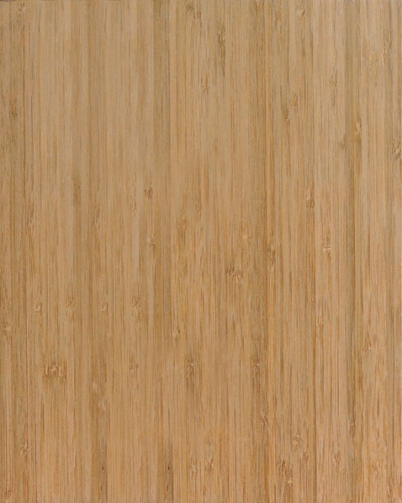 Vogue Square Edge Door with Carmalezed Bamboo Finish (Edge Grain)